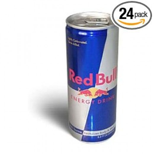 Red Bull Energy Drink, 8.4-Ounce Cans (Pack of 24)