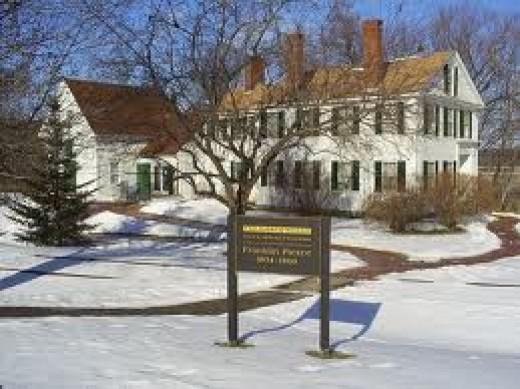 Pierce Manse, Concord, NH