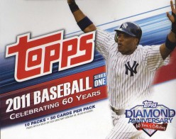 Review 2011 Topps Baseball Series 1