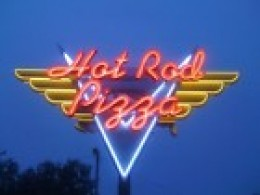 Neon Signs once ruled American highways