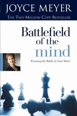 Book Review:  Battlefield of the Mind by Joyce Meyer