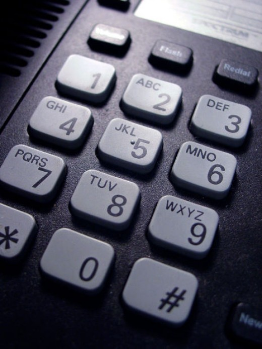 The Ooma VOIP service saves you money on your phone bill.