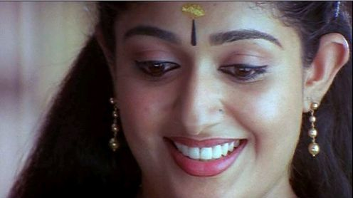 Expression of Feeling of Humour by Kavya Madhavan.