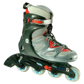 In-line skates (or) roller