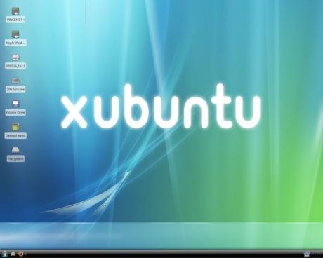 Xubuntu Desktop