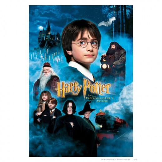 In Great Britain, the title was Harry Potter and the Philosopher's Stone.