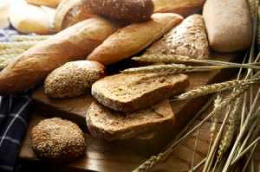 Bread Makers can make lots of different types of bread