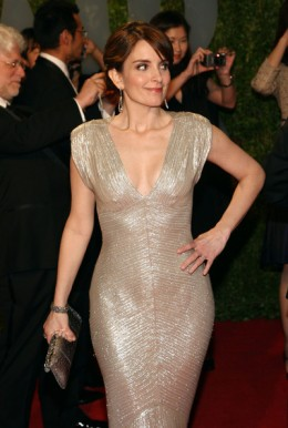 Tina Fey says her career took off after she used Weight Watchers to drop 30 lbs. before Saturday Night Live.