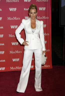 Jenny McCarthy was a Weight Watchers spokeswoman in 2006 after she used the program to lose 60 lbs. of post-baby weight