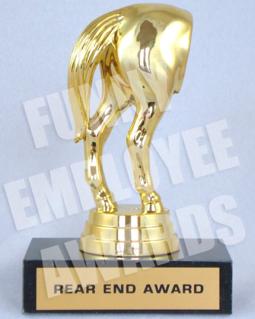 funny office awards. Funny Trophies - Fun Awards