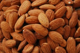 Almonds are good for you in so many ways. You really can't go wrong eating a handful of these every day!