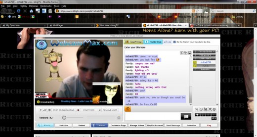 Free trial at porn web cam