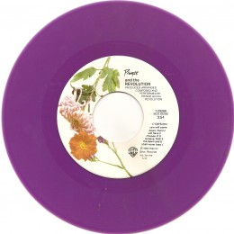 "Prince - 17 Days = flipside to ""When Doves Cry"""