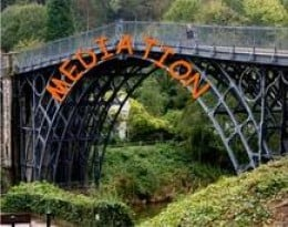 Bridges give us new perspectives over difficulties and a way to exercise human creativity in engineering.  ~ Exopolitical Mediation