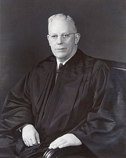 Earl Warren 14th Chief Justice of the United States