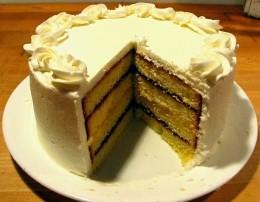 Craving cake? Grab a box of Duncan Hines cake mix.
