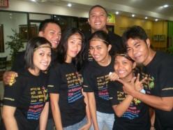 Special mass service at LCC Legazpi City..