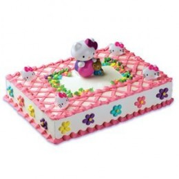 hello kitty birthday cakes cupcakes and party supplies