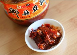 hot bean paste - low calorie stir fry chicken with peaches recipe, source Asian condiments