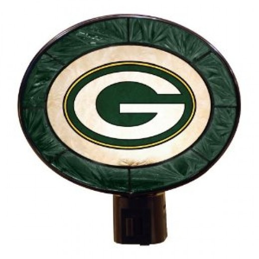 Green Bay Packers Night Light