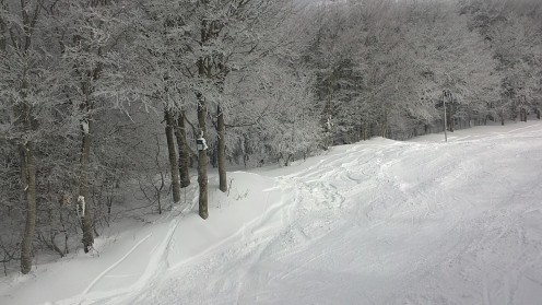 Pilio Mountain ski center