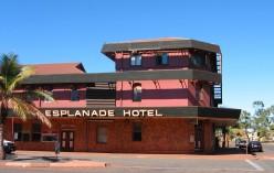 The Esplanade Hotel - unique Port Hedland architecture