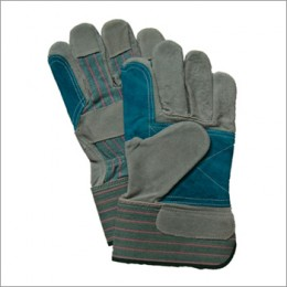 Heavy gloves (or) mittens