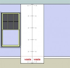 How to Measure Walls for Wallpaper