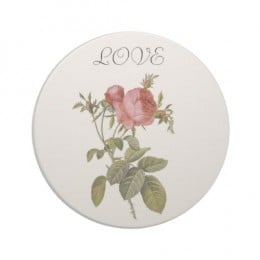 Love Drink Coaster by Injete