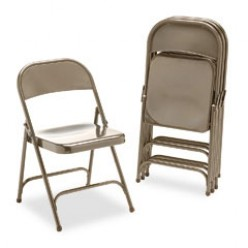 Types of Folding  Chairs