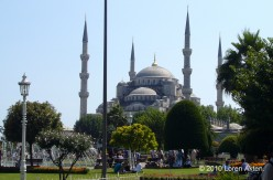 Visit Istanbul's magnificent Blue Mosque - its a world famous museum which gives free entrance to the general public.