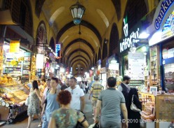 Kapali ar - another great place to shop or just walk around in Istanbul.