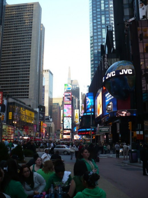 Times Square, Manhattan, NYC