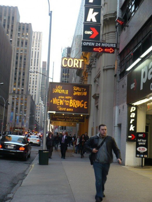 The Cort Theatre, Manhattan, NYC