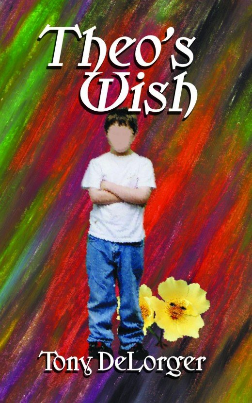 Theo's Wish Cover