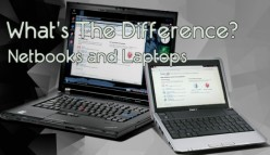 What Is The Difference Between A Netbook And A Laptop?