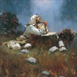 How did Jesus handle problems? (Matt 26: 38)
