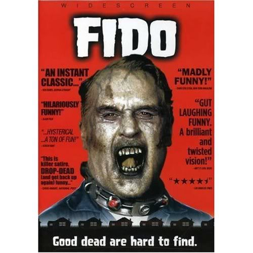 The cover to the film Fido