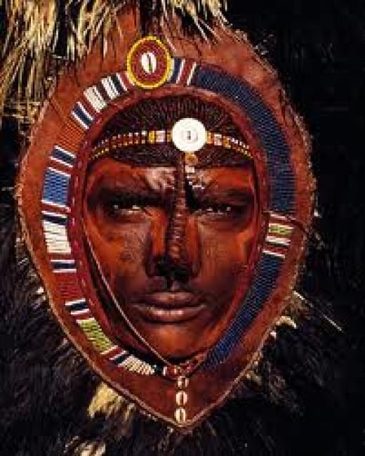 African Medicine Man