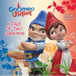 Gnomeo and Juliet Sticker Book
