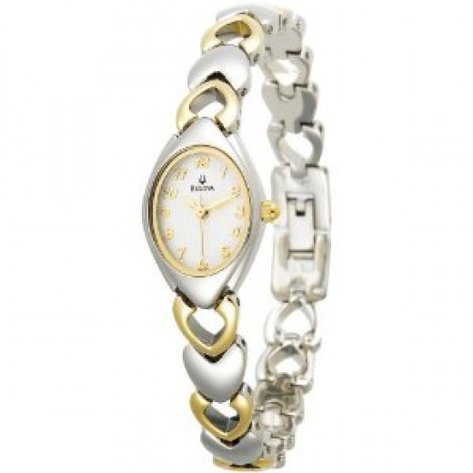 Buy A Bulova Women's Bracelet Watch