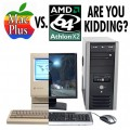 86 Mac Plus Vs. 07 AMD DualCore. You Won't Believe Who Wins