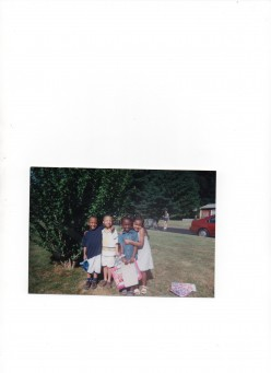 My son Denzel and his Preschool Friends, when he was 5. He is now 16.