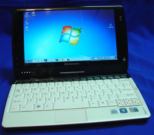 The Lenovo Ideapad S10-3t