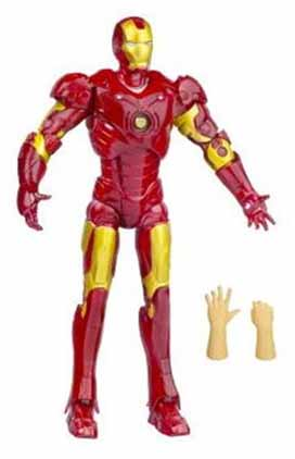 Iron Man Mark III Action Figure