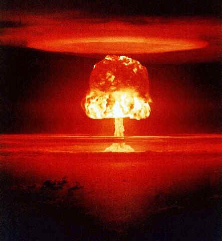 Nuclear explosion image from http://helian.net/blog/category/nuclear-proliferation/