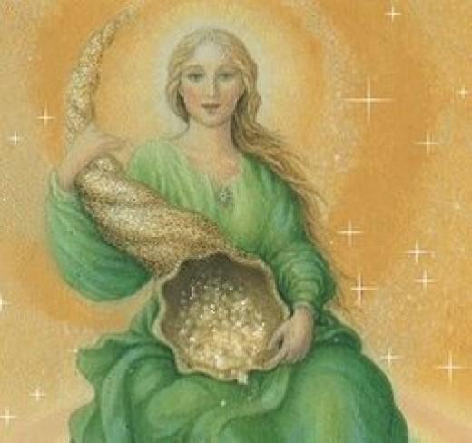 Goddess Abundia