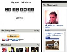 My BlogTV channel