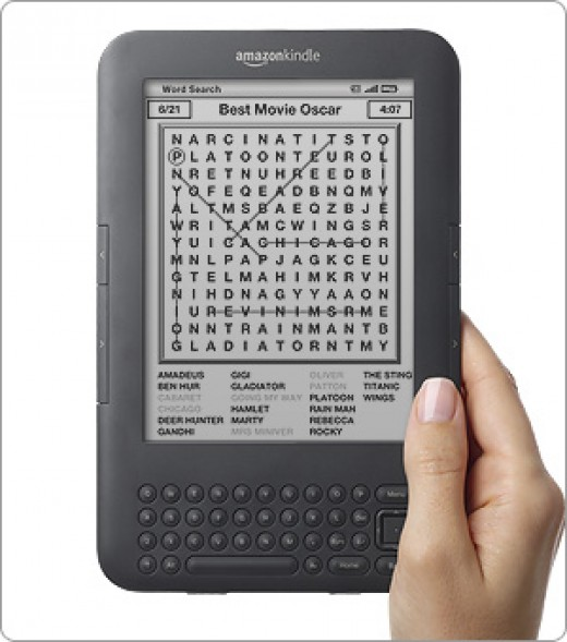 Word Search for Kindle