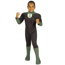 Green Lantern Muscle Costume